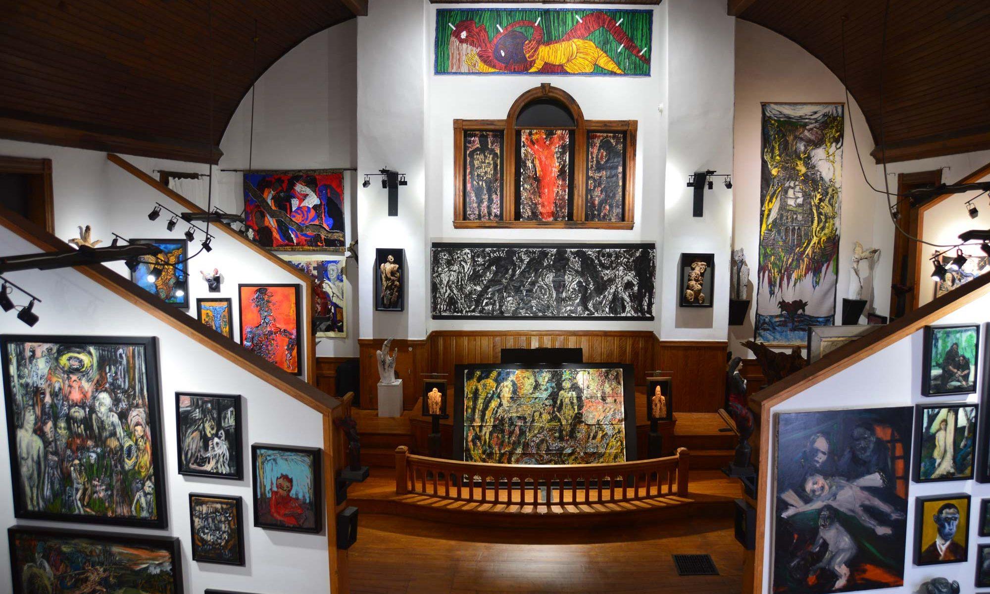 Musée d'Art Singulier Contemporain